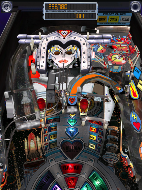 Pinball Arcade: Bride of Pinbot