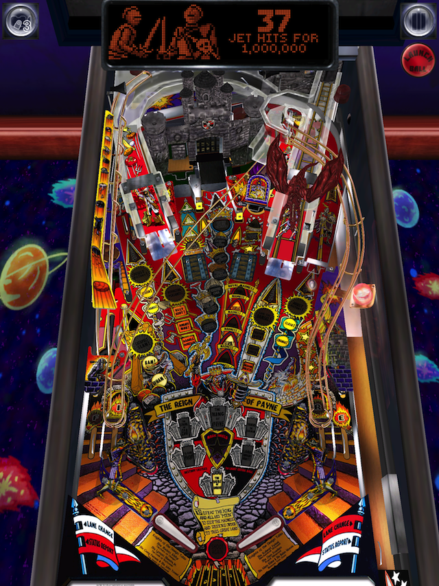 Games of 2012: Pinball Arcade – Dan Dickinson: The Primary
