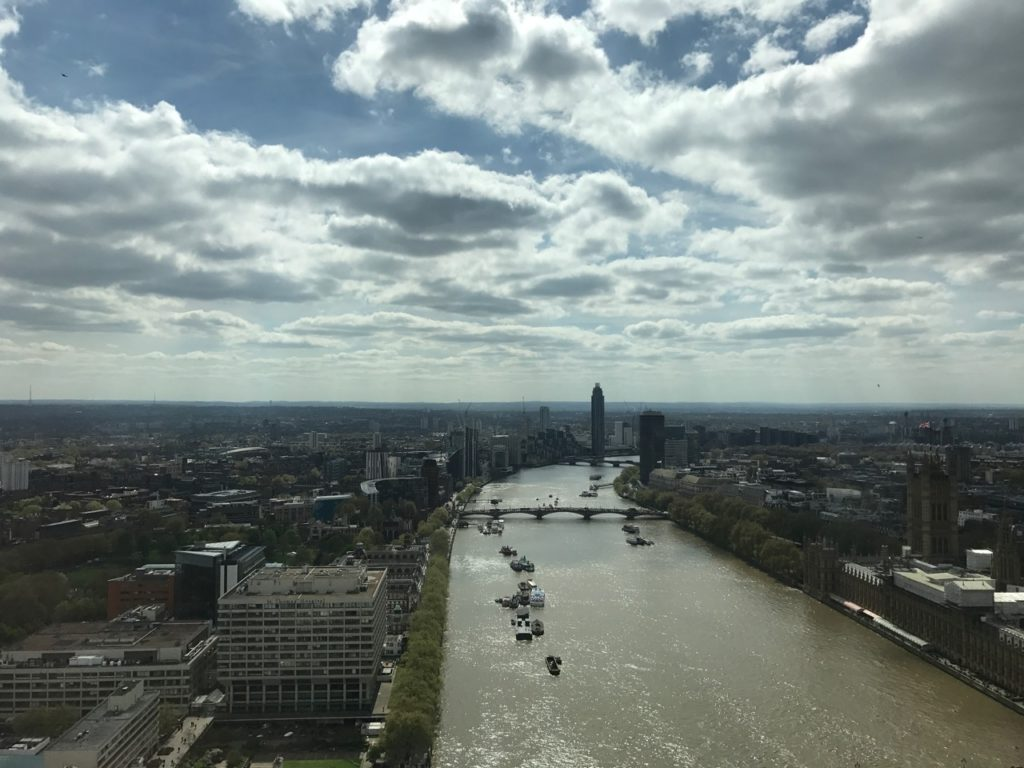 London, From On High